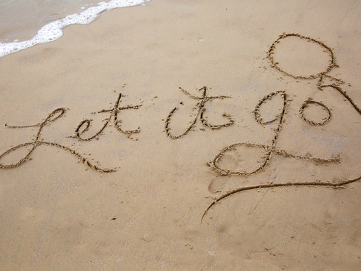 Let It Be, Let It In, Let It Go: Finding a sense of hope, joy and renewal in life again