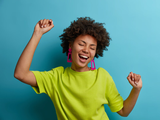 Embody Joy to Access Power for Life:The 2nd Key to Living Your Dreams