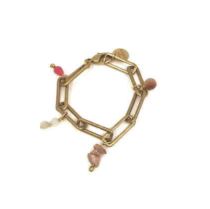 Bracelet Tribal Rose d'or