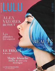cover Lulu Magazine Brume de Longueville