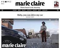 Marie Claire Belgique Brume de Longuevil