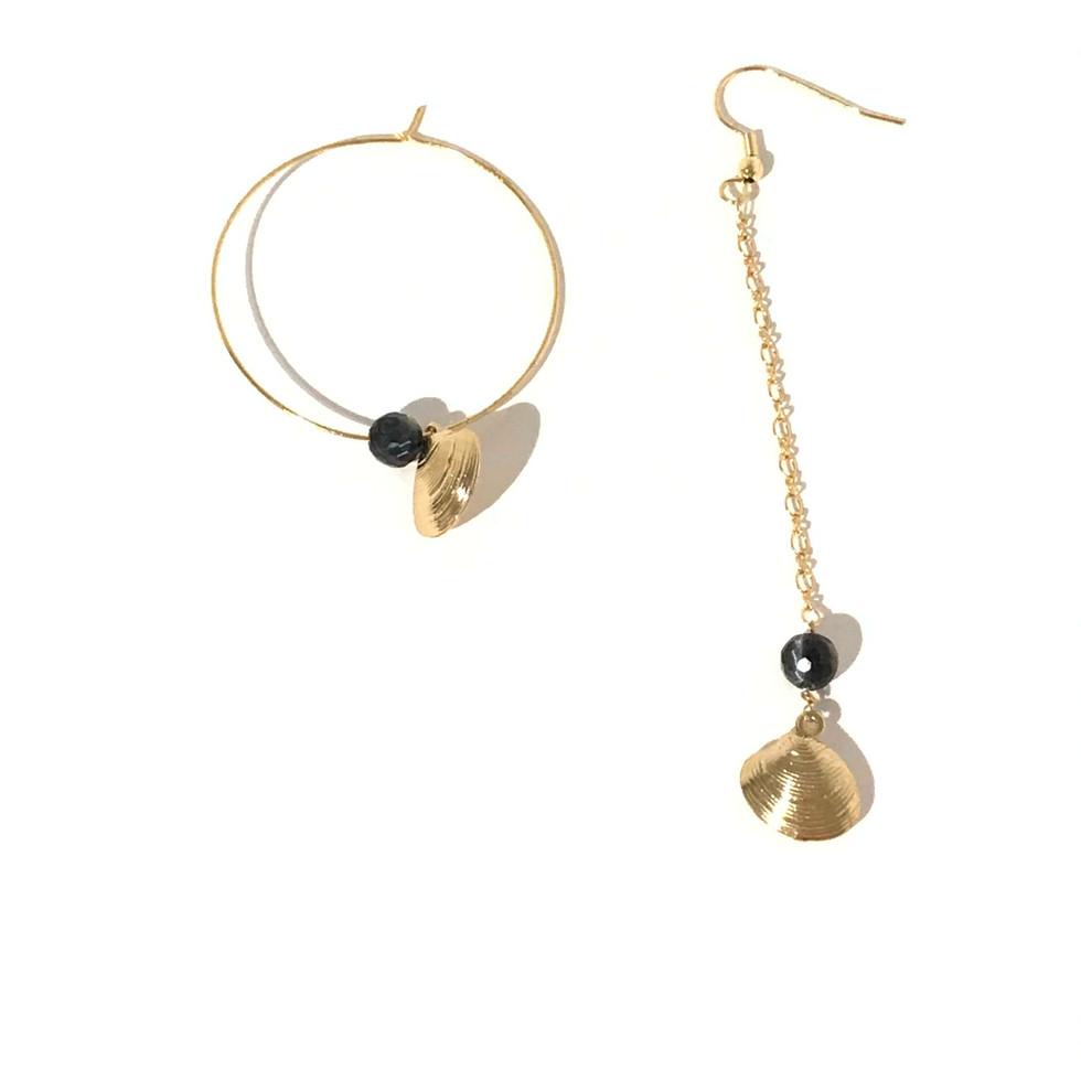 Seashells earings