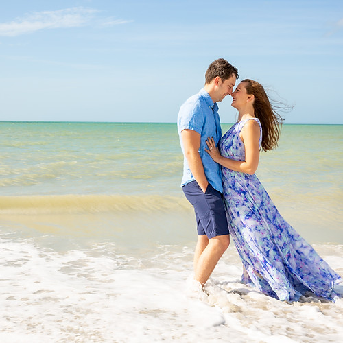 Clearwater Florida Engagement