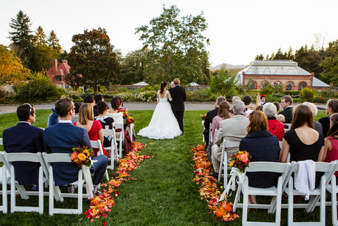 Butterfly Garden Wedding at Biltmore