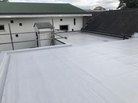 Methodist Church roof