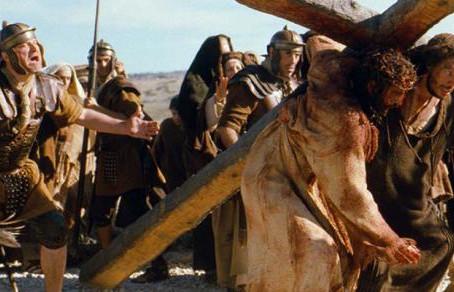 Jesus e o Calvário