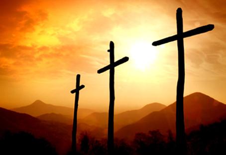 O Homem do Calvário, Justiça de Deus