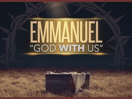 O Nome d'Ele é Emanuel