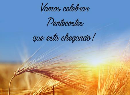 Shavuot - Festa de Pentecostes
