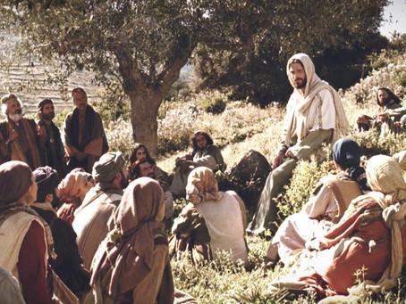 Jesus demonstra Seu Reino