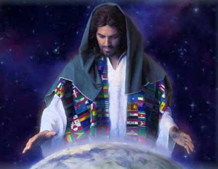 Jesus, meu Mediador