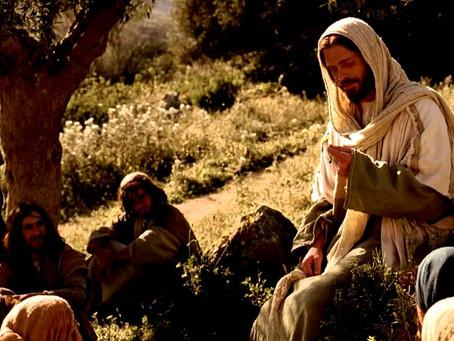 Jesus inaugura seu Reino