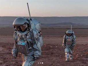 Simulando a Vida em Marte