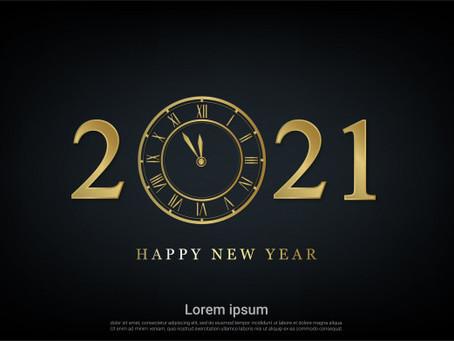 2021 - O melhor ano da sua vida