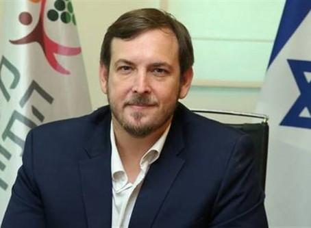 Israel troca Ministro do Turismo no Brasil