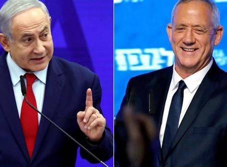 Parlamento de Israel aprova governo de união entre Netanyahu e Gantz
