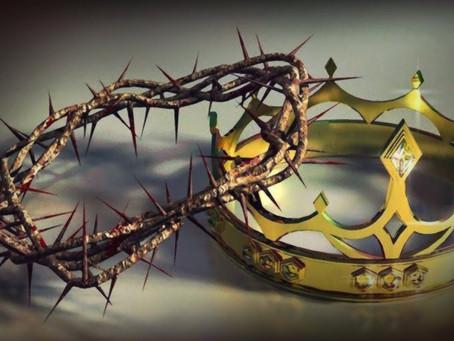 Jesus é o Rei do Reino