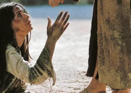 O Homem do Calvário perdoou meus pecados