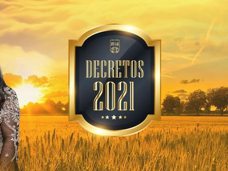 Decretos de 2021