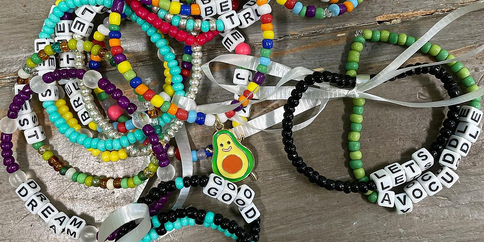 Kids' Bracelet Making Class