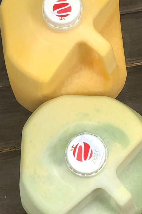 jugs (per gallon, 8-10 servings)