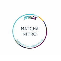 nitro matcha on tap