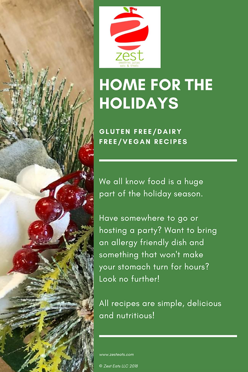 Home For The Holidays eBook