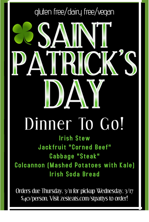 Copy of ST PATRICKS DAY - Made with Post