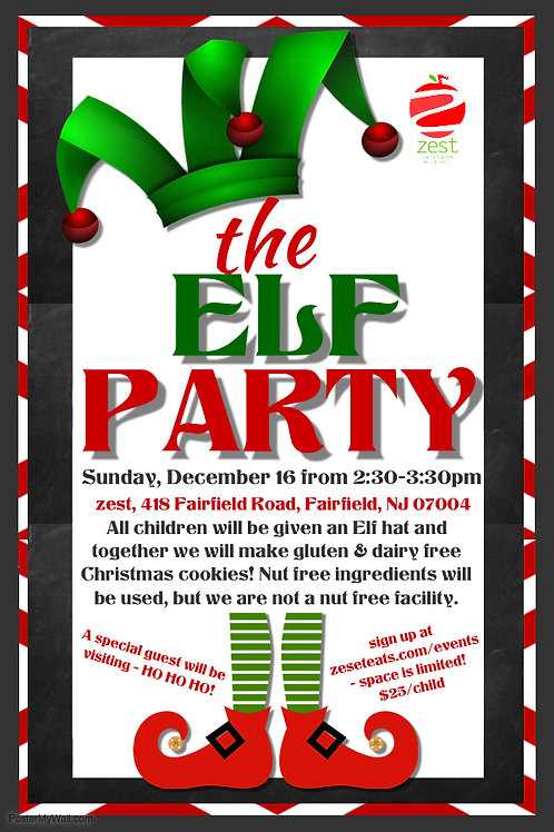 The Elf Party