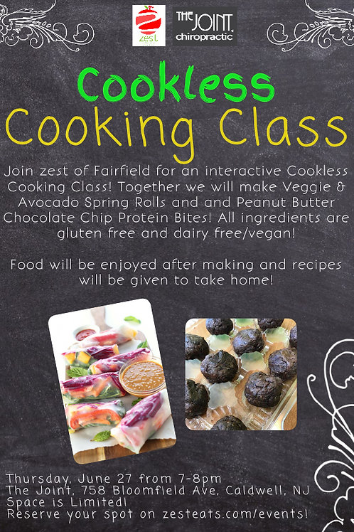 The Joint Cooking Class