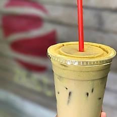 turmeric latte (20oz)