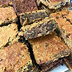 chickpea cacao bar