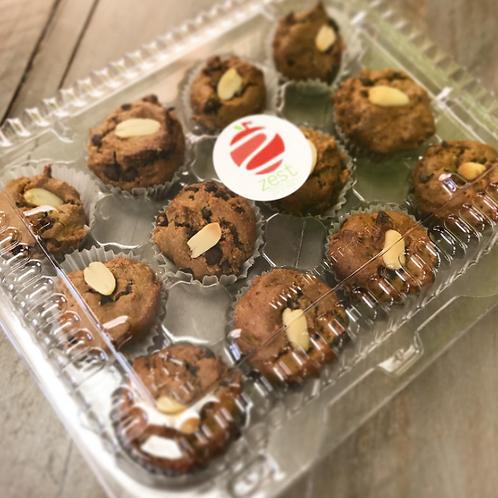 mini muffins (per dozen)