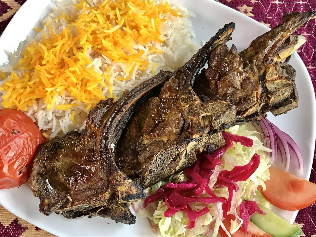 Shishlik (Lamb Chops)