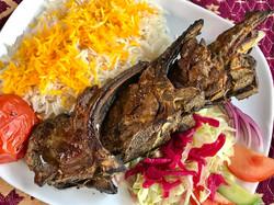 Shishlik (Lamb Chops)