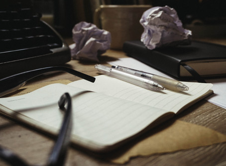 Overcoming ADHD Perfectionism Paralysis Part I: Writing