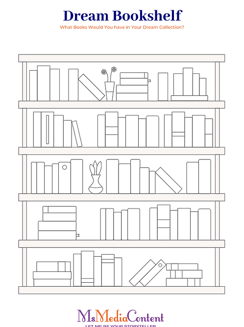 Dream Bookshelf