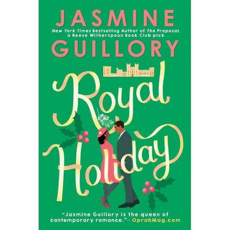 Book Review - Celebrate Christmas in July by Reading Royal Holiday