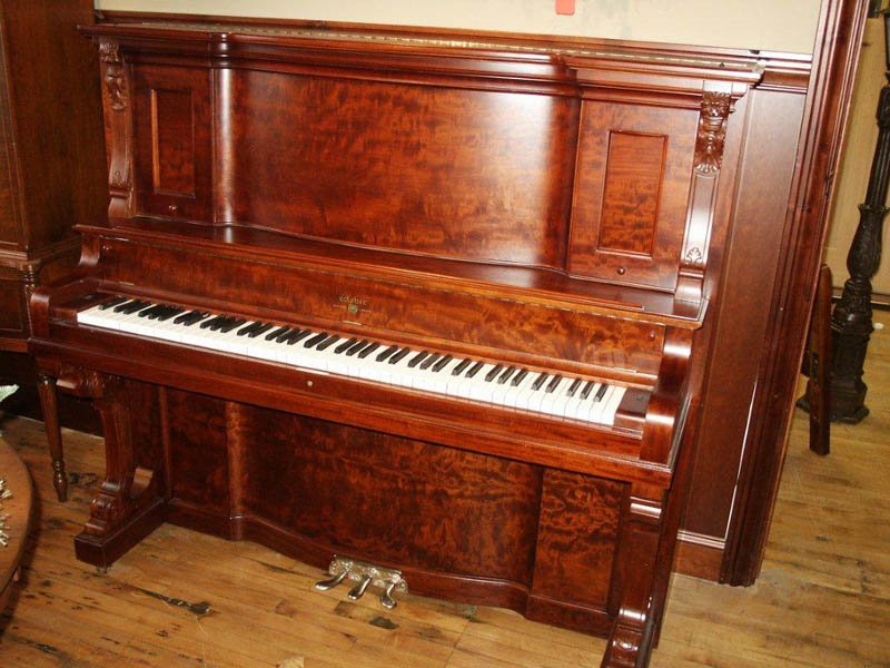 Upright Piano 4