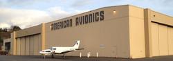 American Avionics Office and Hangar, Seattle