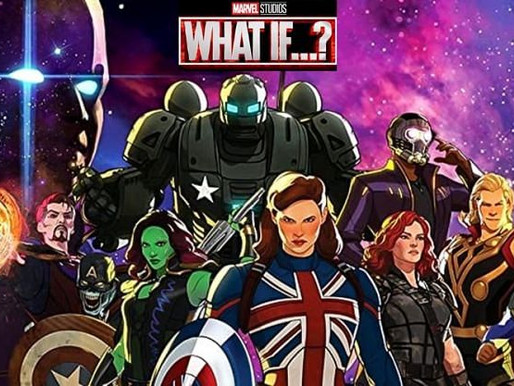 Archives on TV: Marvel's What If...?