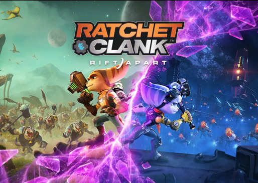 Archives in Video Games: Ratchet & Clank: Rift Apart