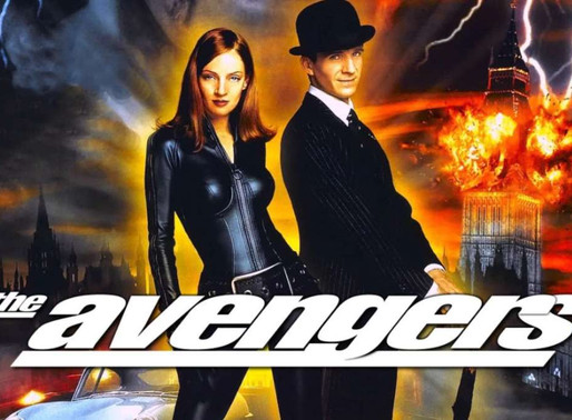 Archives in the Movies: The Avengers (1998)