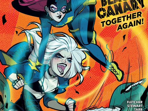 Archives in Comics: Batgirl #48