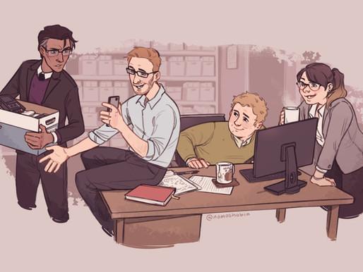 Archivist Spotlight: The Magnus Archives Staff