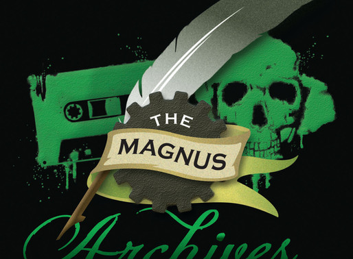 Archives in Podcasts: The Magnus Archives