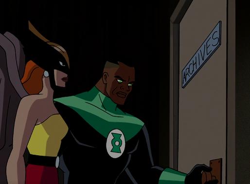 "Archives on TV: Justice League, ""Legends"""