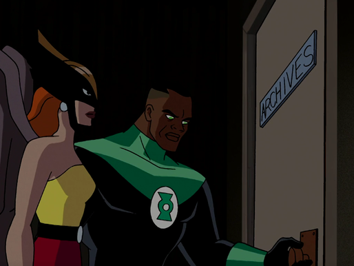 "Archives on TV: Justice League, ""Legends"""