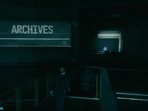 Archives in Video Games: Control