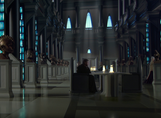Tool of the Empire, Tool of the Rebellion: Star Wars and the Archive